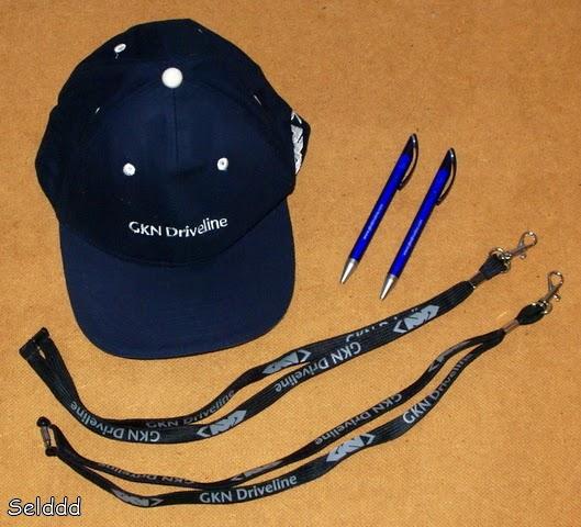 Casquette 2 Stylos et 2 Portes Badge