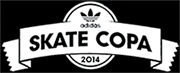 adidas skateboarding x skate copa 2014 ©