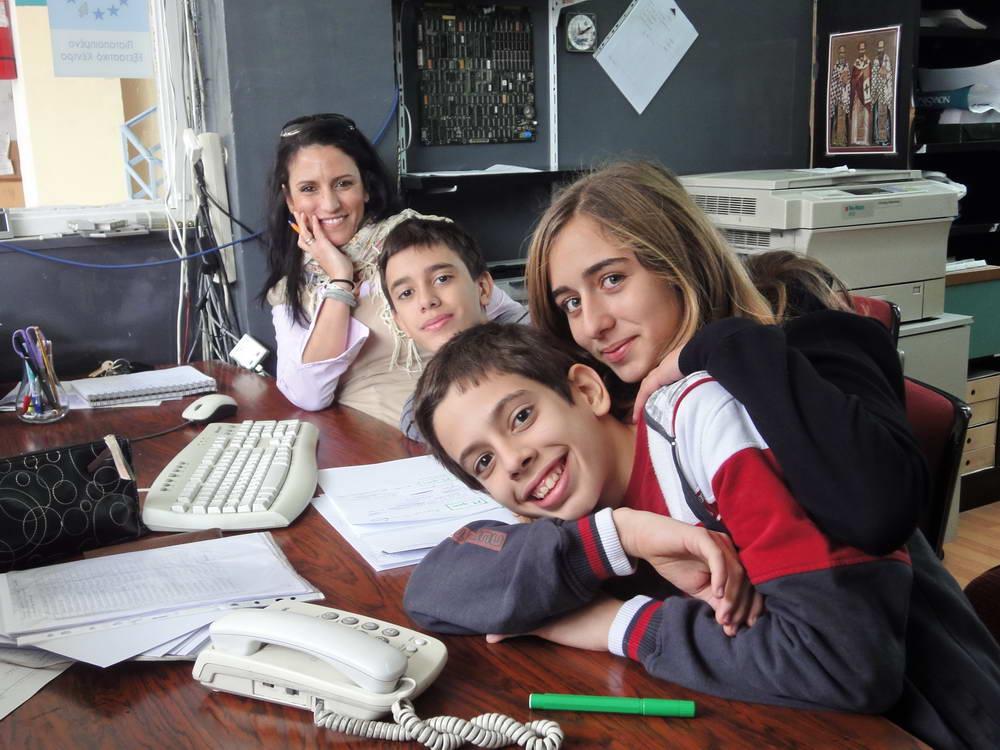 Η ΟΜΑΔΑ ΤΟΥ SCHOOL LAB