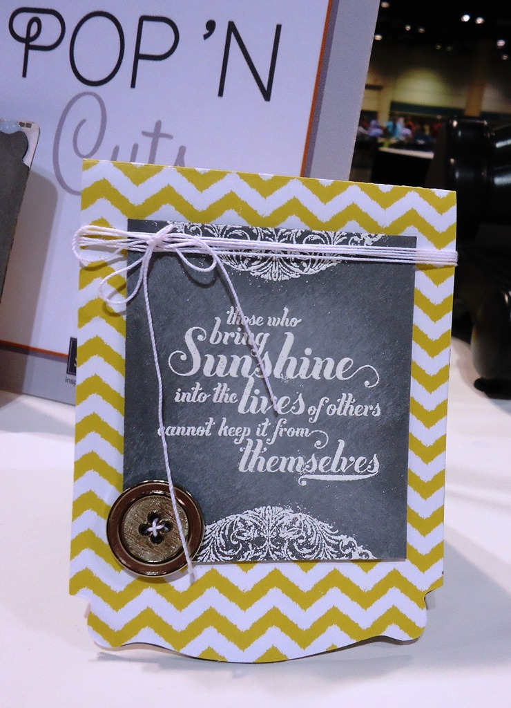Stampin' Up! Pop 'n Cuts Card Base Die