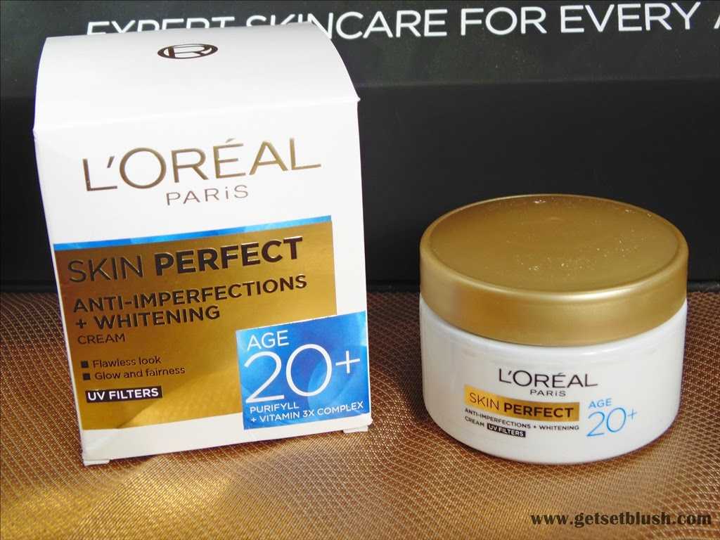 L'Oréal Paris Skin Perfect 20+ Day Cream