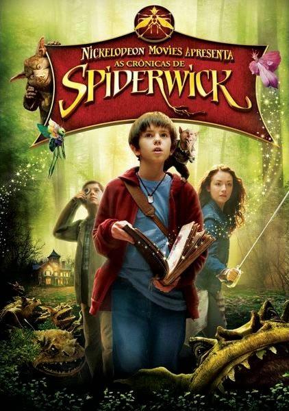 Capa As Crônicas de Spiderwick Torrent 720p 1080p 4k Dublado Baixar