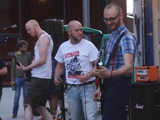 20.08.2015 Dortmund - Leonie-Reygers-Terrasse: Curb Stomp