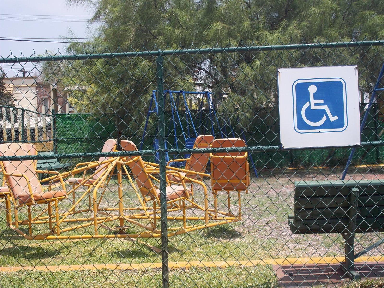 Baños Adaptados Para Ninos: Gran Parque San Nicolas en Nuevo León
