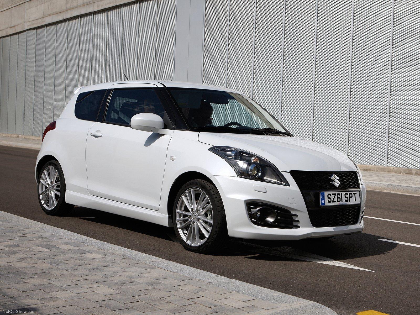 Hình ảnh xe ô tô Suzuki Swift Sport 2012 & nội ngoại thất