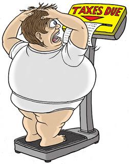 丹麥 肥胖稅 FAT TAX
