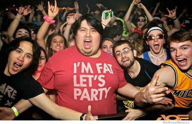 I'm Fat Let's Party - Obesidade explode nos países emergentes
