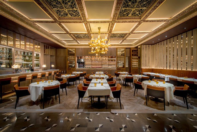 The Grill at The Dorchester London