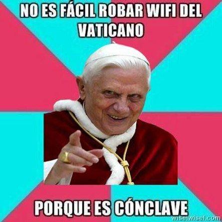 wifi vaticano