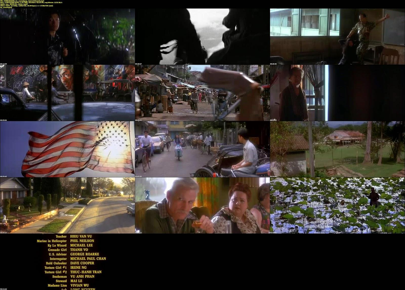 Heaven and Earth [1993] [BBRip] [Subtitulada]