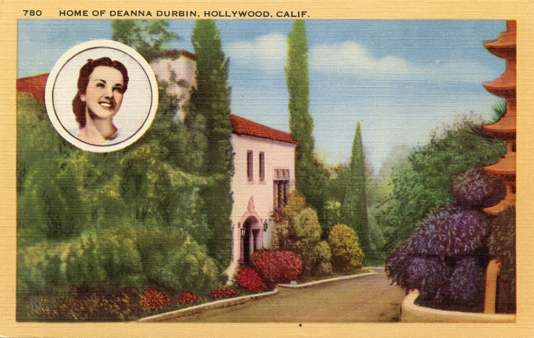 Time Machine To The Twenties A Visit To Deanna Durbin 39 S
