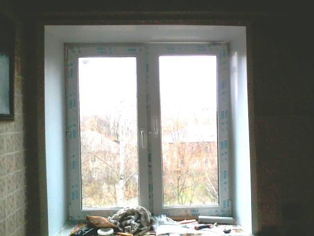 F-профиль фото окно