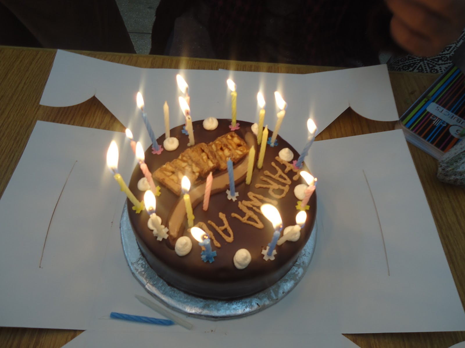 Birthday Cake Pics With Name Ali : Farwa ALi birthday ~ AMNA ZAFAR (AIMZ)