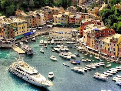 Alguna de las calitas de Genova
