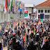 Brotherhood Keliling Bandung Bawa 109 Bendera Negara Peserta KAA