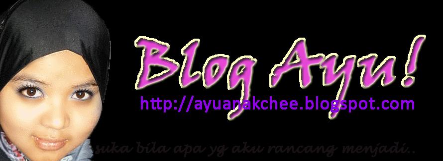 blog ayu !!