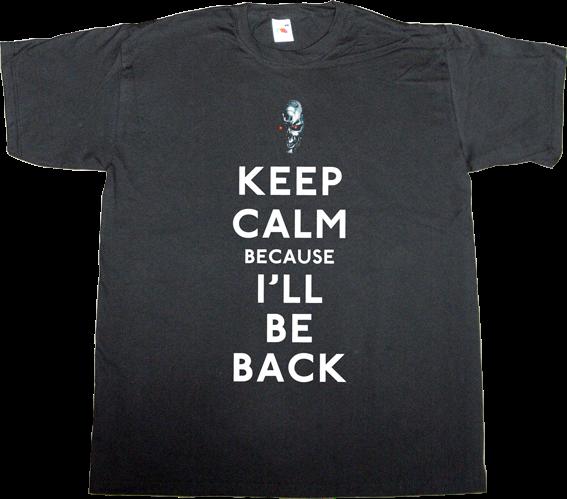 terminator fun movie sci-fi t-shirt ephemeral-t-shirts Arnold Schwarzenegger