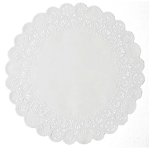 SRM Stickers BLog - New Product Reveal Doilies - #doilies #lace #paper #hearts #gold #silver #white