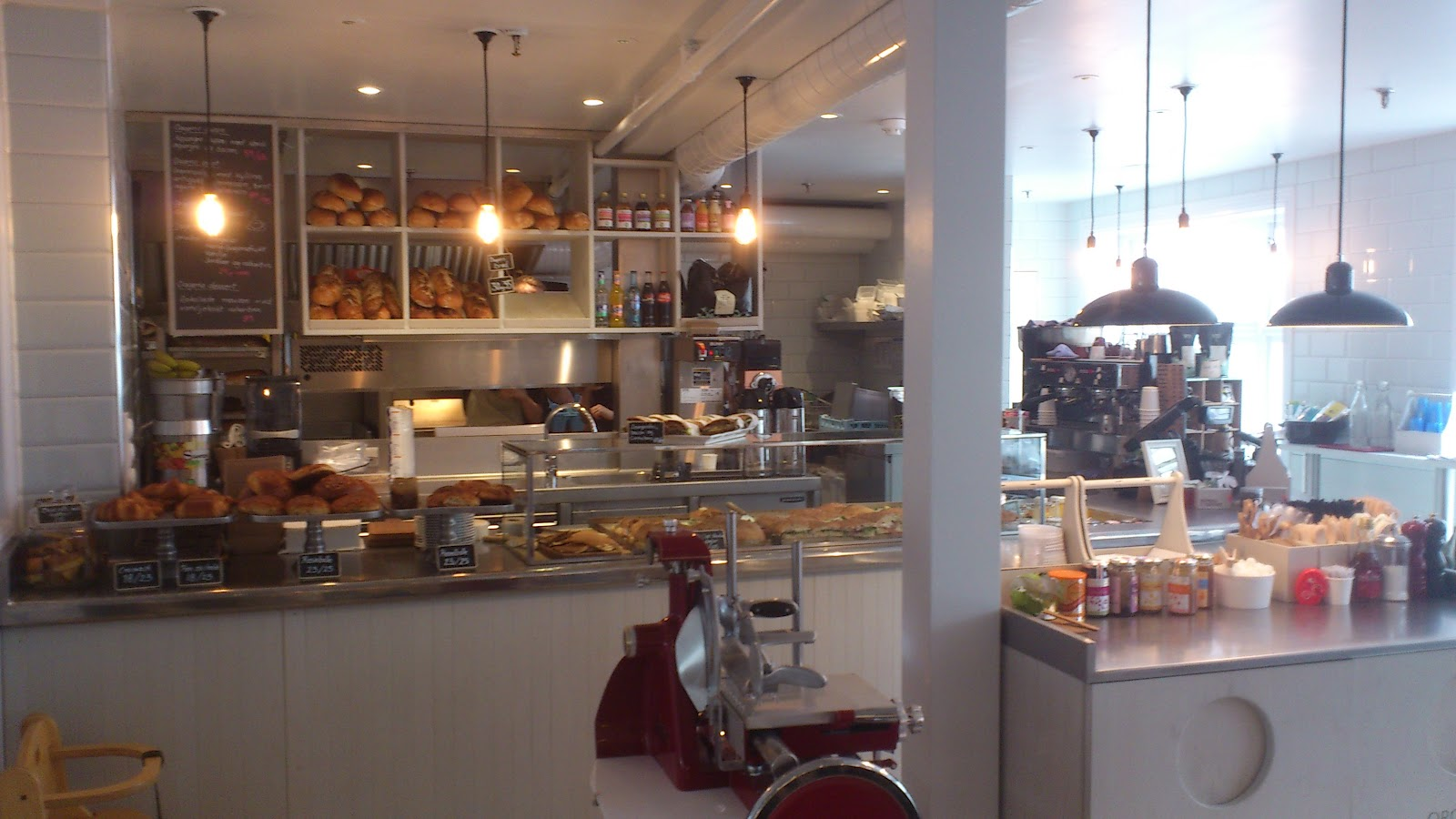 Stavanger restaurants review ren xpress a nice place for Food bar stavanger