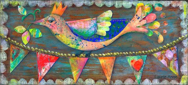 Banner Bird
