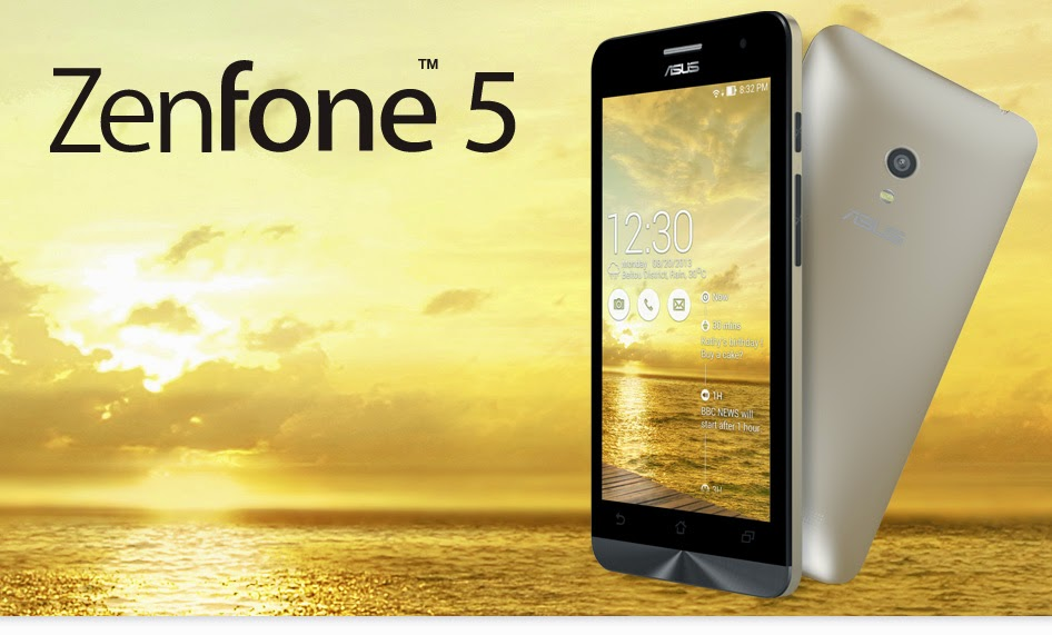 HP Android Asus Zenfone 5