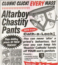 The perfect gift for the boy in your priest's life.