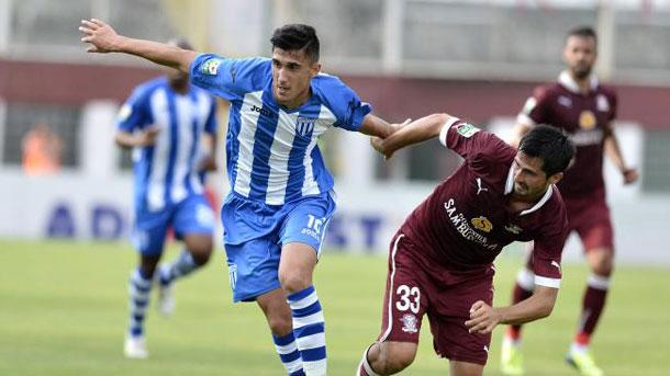 Andrei Ivan podría estar a punto de fichar por el Espanyol