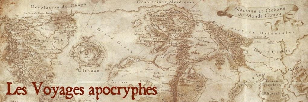 Les Voyages Apocryphes