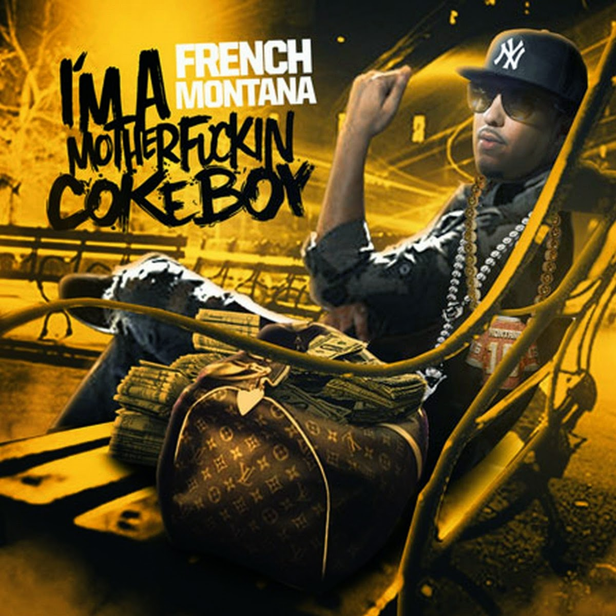 French Montana - I'm a Motherfckin' Coke Boy Cover