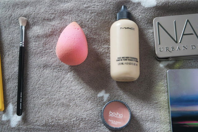 mac face and body C1