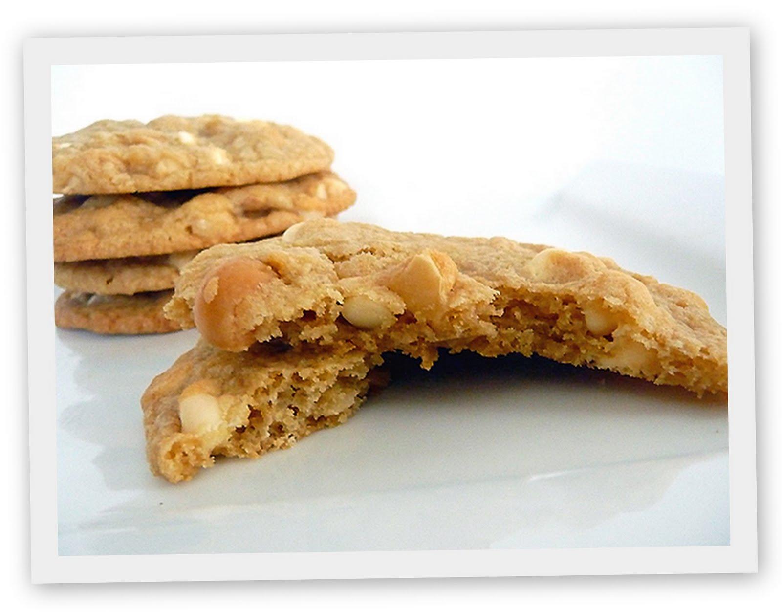 Witte Bloem Keuken : Kaats Keuken: American Cookies: Witte chocolade ...