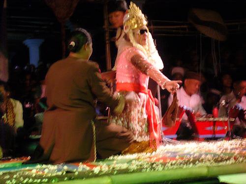 Wisata Indonesia : Tarian Sintren, Indramayu