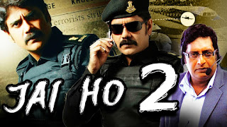 Jai Ho 2 South Hindi Dubbed Movies 2015 full
