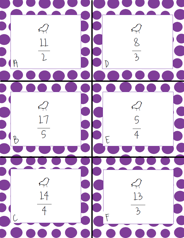 https://www.teacherspayteachers.com/Product/All-Mixed-Up-An-Improper-Fractions-Mixed-Numbers-Activity-1751405