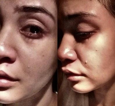 Rintihan hati Izreen Azminda dilayan macam sampah lelaki