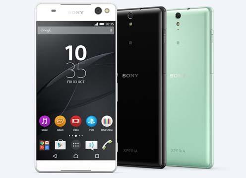 Harga Sony Xperia C5 Ultra dan Spesifikasi, Phablet Android Lollipop Dengan Kamera Selfie 13 MP