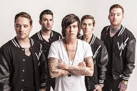 Sleeping With Sirens- Congratulations