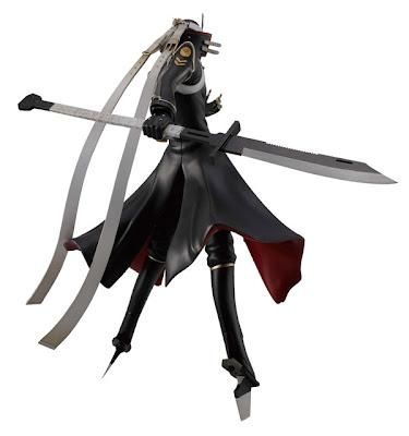 Persona 4 Izanagi figures
