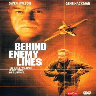 Behind Enemy Lines แหกมฤตยูแดนข้าศึก HD 2001