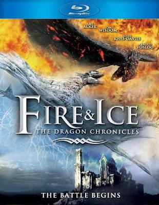 Fogo e Gelo As Crônicas do Dragão Dublado