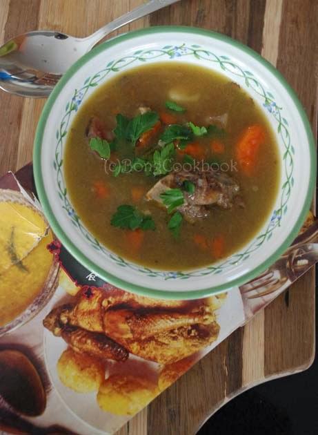 Bengali Mutton Stew