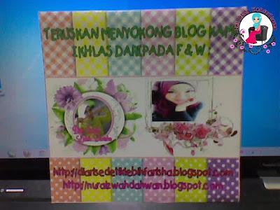kad raya,design kad raya,kad raya handmade,kad raya dari rakan blogger