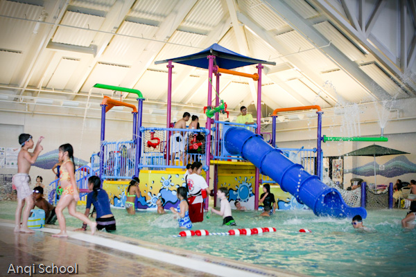 anqischool-Sillimanaquaticcenter