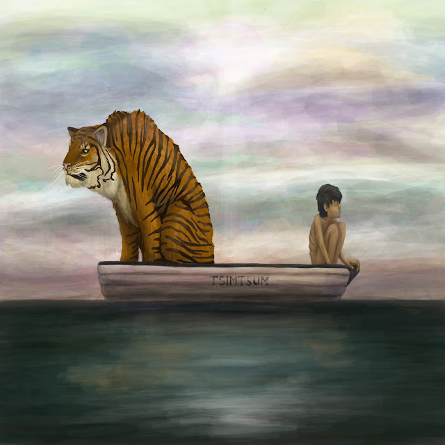 2013 Oscar Nominations - Free Download Life of Pi HD iPad Wallpapers