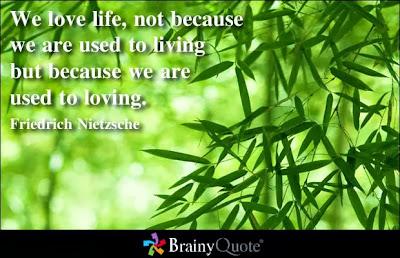 Loving Life Quotes