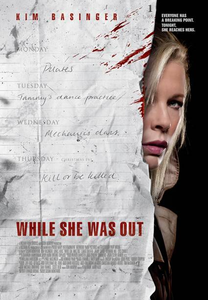 While She Was Out DVDRip Español Latino Descargar 1 Link