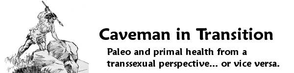 Caveman in Transition