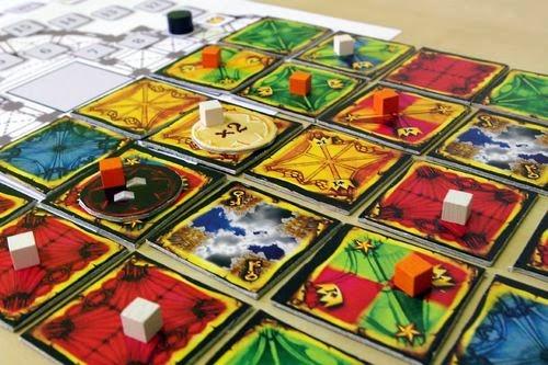 Настольная игра Basilica, boardgame