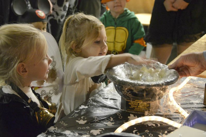 11 fall activities to check out in Seattle; Halloween With The Lights On at Imagine Children's Museum