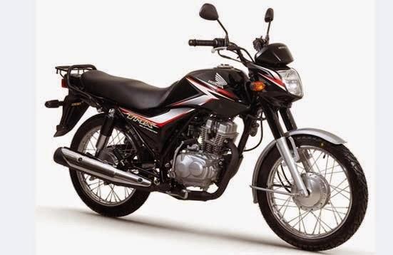 Honda TMX Supremo Black